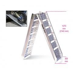 Rampa in alluminio per carico/scarico moto - Beta 3057
