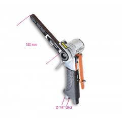 10-mm pneumatic belt sander - Beta 1937N10