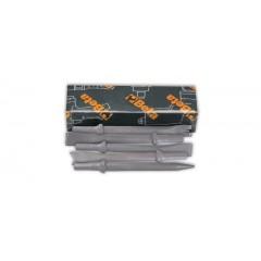 Serie di 5 scalpelli per martelli scalpellatori 1940E10 - Beta 1940E10/S5