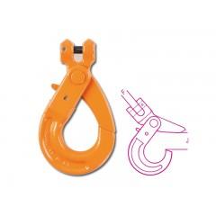 Self-locking lifting hooks, Clevis type, high-tensile alloy steel - Beta 8058R - 8058