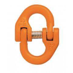 Maglie di giunzione per sollevamento, acciaio legato ad alta resistenza grado 8 - Robur 8090R - 8090