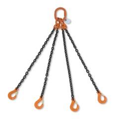 Pendenti per sollevamento catena a 4 bracci grado 8 - Robur 8094