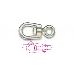 Tornichetti in acciaio tipo Marche zincati - Robur 8114