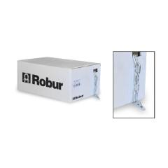 Catene tipo Genovese per collegamenti statici, zincate - Robur 8120B