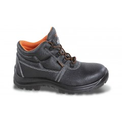 Leather ankle shoe, waterproof,  without toe cap and penetration proof insole - Beta 7243FT