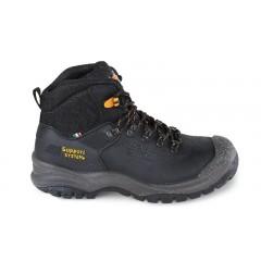 Scarpe alte in pelle nabuk idrorepellente con SUPPORT SYSTEM per il contenimento laterale della caviglia e... - BetaWORK 7294HN