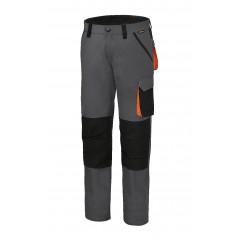 Pantaloni da lavoro in 100% cotone elasticizzato, 220 g Slim Fit - BetaWORK 7930G