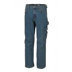Jeans da lavoro elasticizzati - BetaWORK 7525