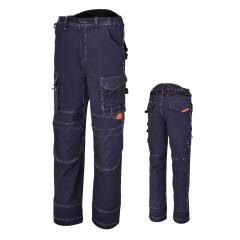 Pantaloni da lavoro multitasche - BetaWORK 7816BL