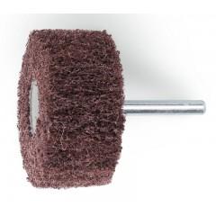 Ruote in tessuto non tessuto abrasivo con gambo Tessuto in fibre sintetiche al corindone - BetaABRASIVES 11271A