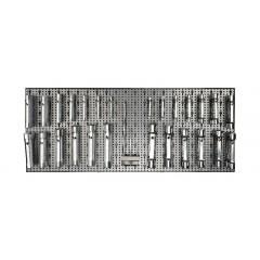 Assortimento di 110 utensili con ganci senza pannello - SHOPinShop 6600 M/63
