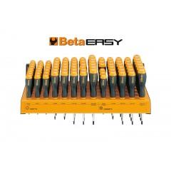 Espositore da parete con 80 giravite - SHOPinShop 1203/E10P
