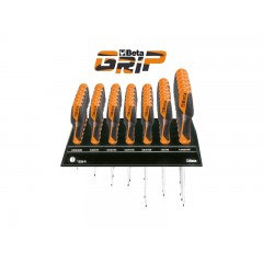 Espositore da parete con 50 giravite - SHOPinShop 1263/E50