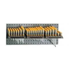 Assortimento 149 utensili, con ganci senza pannello - SHOPinShop 6600 M/315