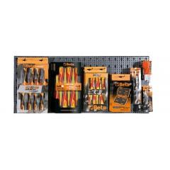 Assortimento 69 utensili, con ganci senza pannello - SHOPinShop 6600 M/379