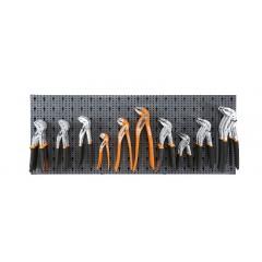 Assortimento di 41 utensili, con ganci senza pannello - SHOPinShop 6600 M/456