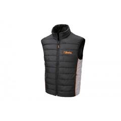 Sleeveless jacket with 100% polyester exterior, waterproof treatment, padding 100 g/m2, interior pocket - Beta 9505TL