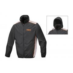 Wasserdichte Jacke, 100% Polyester, Taschenformat, faltbar - Beta 9508TL
