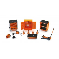 Garage Beta en miniature pour collectionneurs - Beta 9524SC