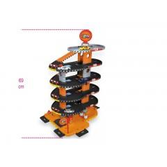 """""""Kinder Garage"""" a 6 piani, con autolavaggio, ascensore e rampe - BETACollection 9548G"""
