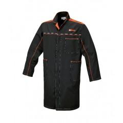 Fartuch z tkaniny poliestrowo-bawełnianej - Beta 9579C