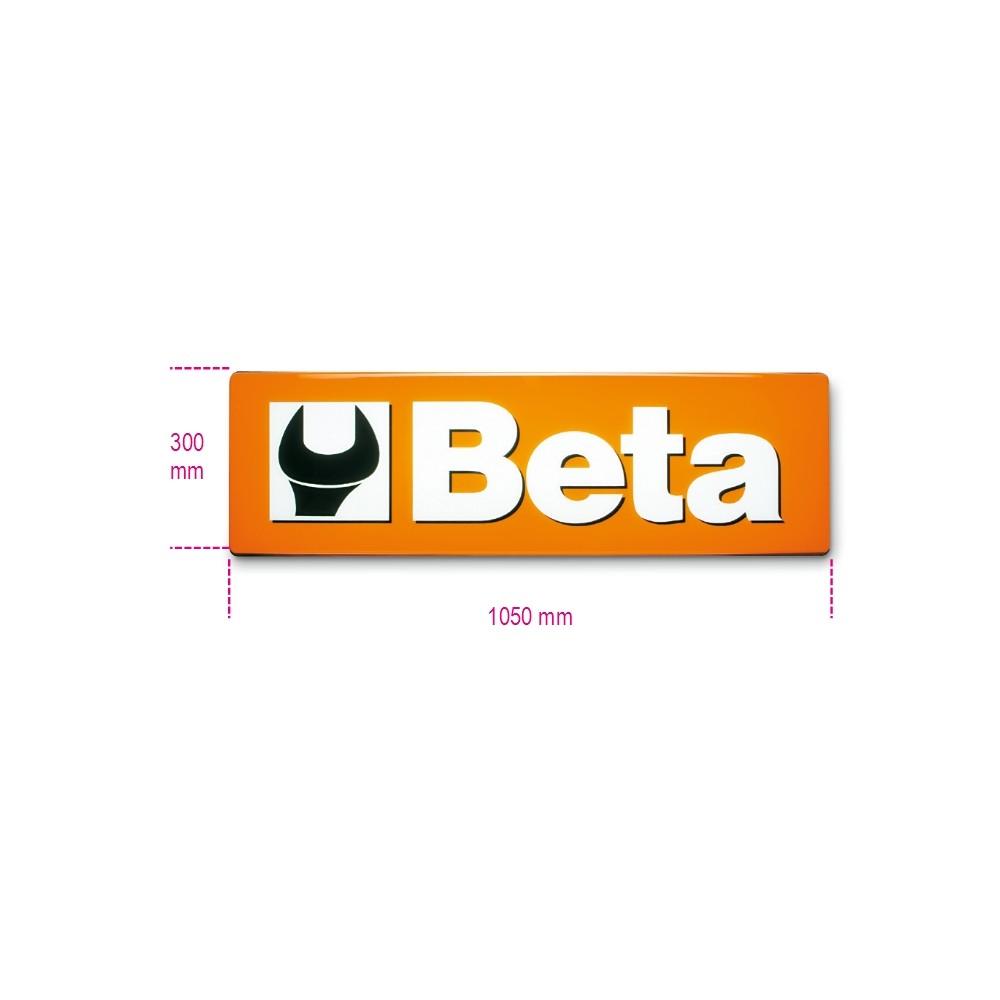 Insegna luminosa monofacciale da esterni - BETACollection 9582LE
