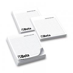 Set di 10 blocchetti per appunti con fogli adesivi - BETACollection 9588/10PI