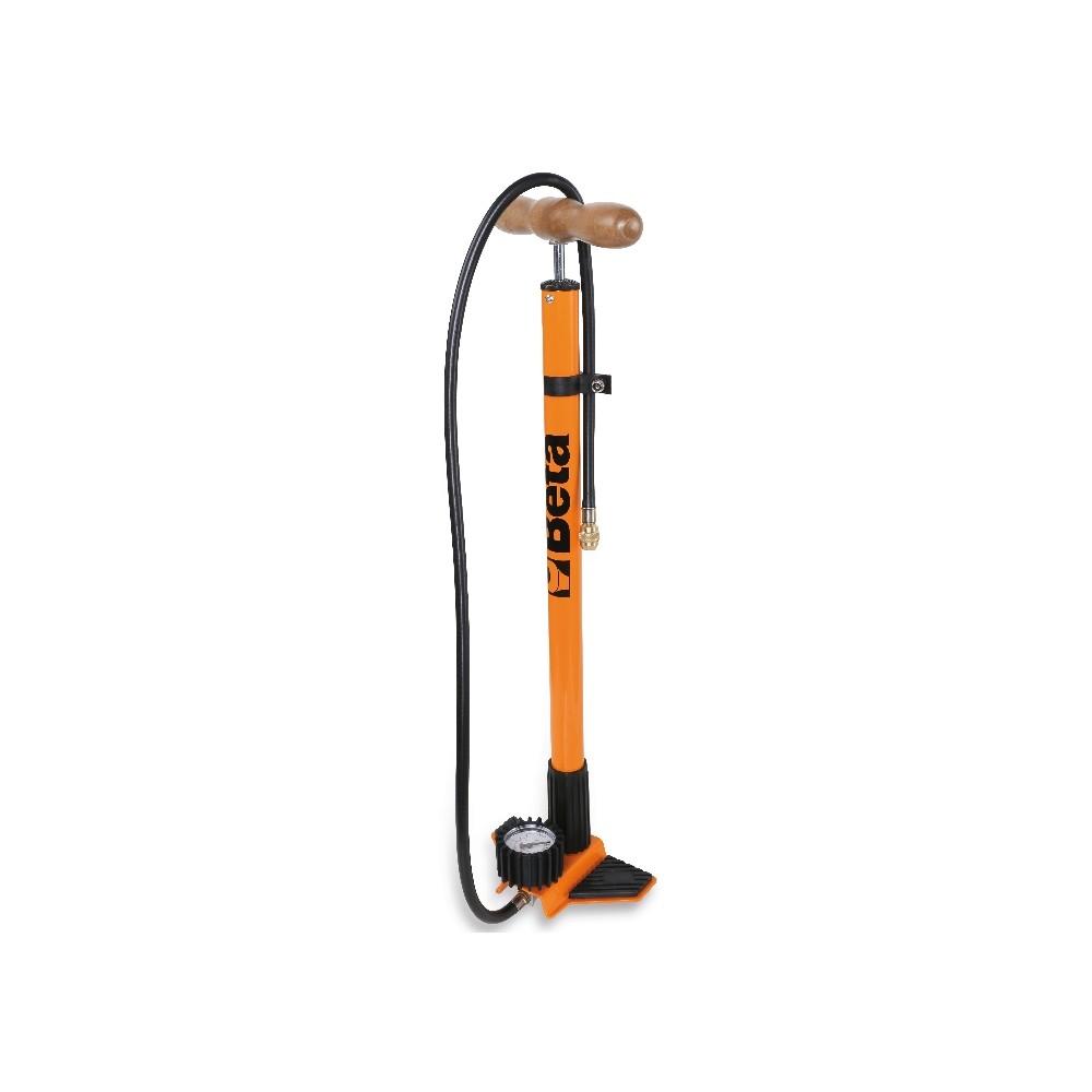 Pompa a colonna con manometro - BETACollection 9597P