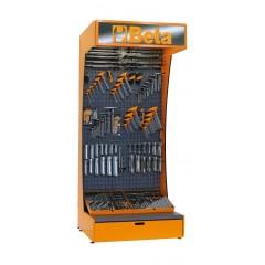 Assortimento di 917 utensili con ganci senza espositore - SHOPinShop 6600 E/A20