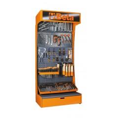 Assortimento di 723 utensili con ganci senza espositore - SHOPinShop 6600 E/A30