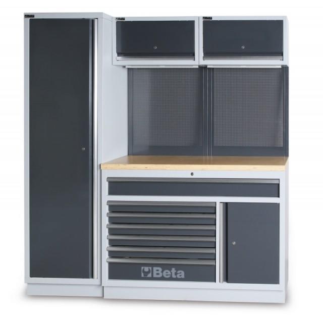 Workshop equipment combination C45 - Beta C45/EW