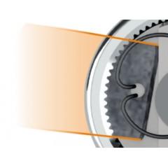 "1/4"" drive reversible ratchet,  chromium-plated - Beta 900/55Z"