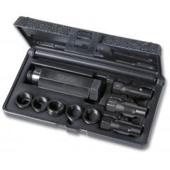 Assortimento per il ripristino delle filettature danneggiate dei sensori ossigeno M18x1,5 - Beta 437K/10