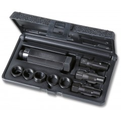 Assortment for repairing damaged threads on oxygen sensors M18x1.5 - Beta 437K/10