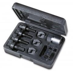 Kit de réparation pour filetages mâle et femelle, vis fixation roues - Beta 437K/9