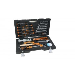 Utility Case with assortment of 33 tools - Beta 2041UC