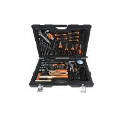 Assortment of 55 tools for nautical maintenance with case - Beta 2051N