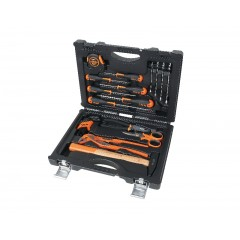"""""""Home Bag"""" case with assortment of 24 tools - Beta 2055HB"""