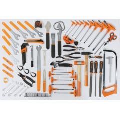 Assortment of 90 tools - Beta 5980U/BIKE