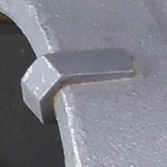 Zapfenfräser für Bauwesen - Beta 460
