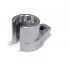 Bussola aperta 22 mm compatta lunga 34 mm ad impronta esagonale e poligonale, per sensori ossigeno - Beta 960T/H