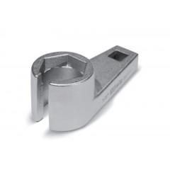 Bussola esagonale aperta 22 mm compatta lunga 30 mm per sensori ossigeno - Beta 960T/I