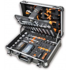 ASSORTED TOOLS CASE, BETA...