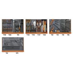 Assortment of 102 tools in...