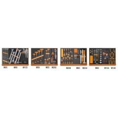 Composition de 130 outils...