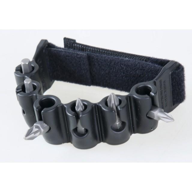 Serie di 6 inserti in braccialetto di tessuto con aggancio magnetico - Beta