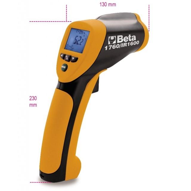 Digital infrared thermometer Beta Tools 1760/IR1600