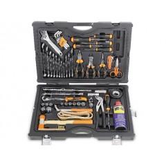 συλλογή με 55 εργαλεία για ναυτική συντήρηση σε τσάντα 2051 N