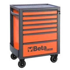 Ferramenta de gaveta e maletas de ferramentas Beta