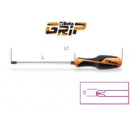 Cacciaviti a croce con esagono di manovra Beta Grip 1262E